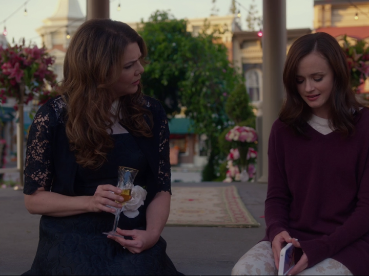The Final Four Words | Gilmore Girls: A Year in the Life.