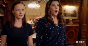 Picture of Gilmore Girls: A Year in the Life.