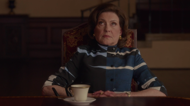 Emily Gilmore has been outstanding | Gilmore Girls: A Year in the Life.