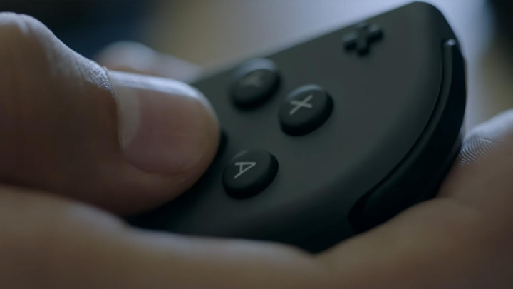 Nintendo Switch Controller.