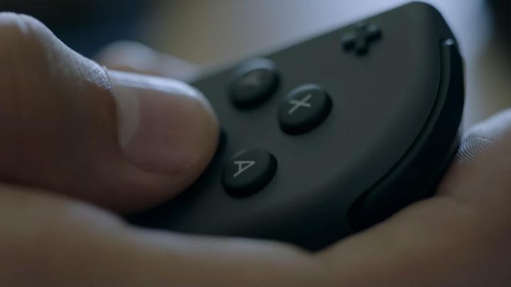 Nintendo Switch Controller.