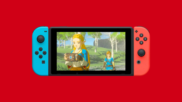 "The Nintendo Switch is basically a ""Zelda Machine"""