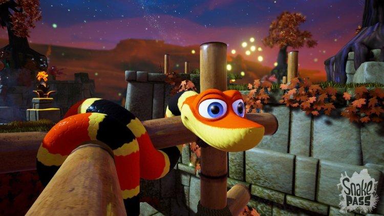 Snake Pass runs on Unreal Engine 4.